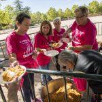 Fiestas del Pilar: Migas y gachas para recomponer el cuerpo