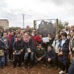La DO Aceite Campo de Calatrava inaugura su primer olivar solidario apadrinado por chicos y chicas de Down Madrid