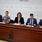 """Pilar Zamora: """"Ciudad Real es el lugar ideal para la instalación de empresas de base tecnológica"""""""