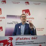 IU Ciudad Real bendice el acuerdo entre Unidos Podemos y PSOE sobre los Presupuestos Generales del Estado