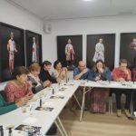 Arrancan los #ViernesdelAOVE de la DOP Montes de Toledo en la Oficina de CLM en Madrid con muy buena acogida