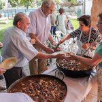 Almodóvar del Campo:El Consejo de Mayores organizó una comida de hermandad para más de 300 comensales