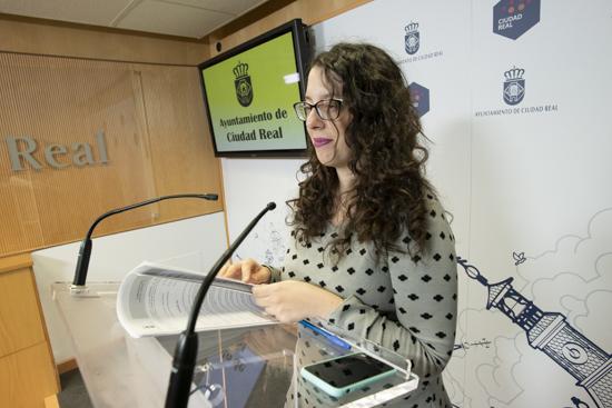 Sara Martínez Junta de Gobierno 2