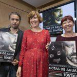 """Ciudad Real: Tontxu participa en el proyecto """"Gotas de Agua"""" para sensibilizar sobre los refugiados en el Mediterráneo"""