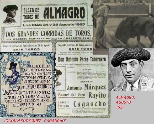 Cagancho en Almagro