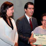 Caballero asiste en Puertollano a las jornadas de Envejecimiento Activo