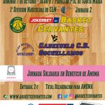Partido de baloncesto a beneficio de AMUMA
