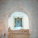 El sepulcro del chantre Fernando Alonso de Coca en la Iglesia de San Pedro: el gótico pleno en Ciudad Real