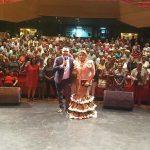 Puertollano:El talento de Pedro Lomas y Sandra Tera en el Día del Mayor
