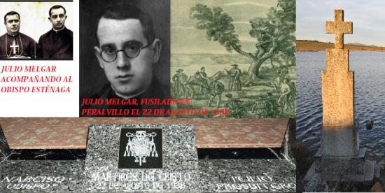 Julio Melgar, fusilado