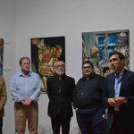 El artista daimieleño Eusebio Loro expone en la sala Jacobo Fugger