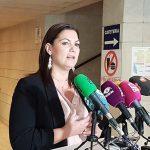 """La alcaldesa de Puertollano cree que Pedro Sánchez ha adquirido un """"compromiso firme"""" por la opción sur de la A-43"""