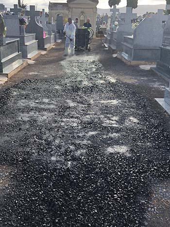 mejoras cementerio