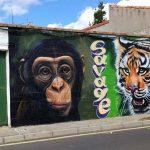 Puertollano: Arte salvaje en Las Mercedes