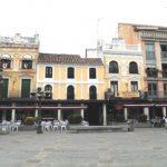 La Plaza Mayor: el lugar donde confluyen los ciudadrealeños