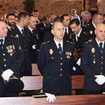 Puertollano: La Policía Nacional celebra los Ángeles Custodios distinguiendo el trabajo de agentes y mandos