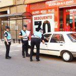 Puertollano:La Policía Local refuerza el control del uso del cinturón de seguridad de los vehículos