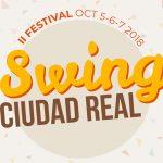 Ciudad Real vivirá el primer fin de semana de octubre a ritmo de swing