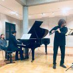 """Carlos Cano y Hernán Milla presentan """"Por la rivera de Paquito"""" en el Festival """"La Côte Flute"""""""