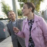 """La denuncia de los hosteleros por el botellón """"no tenía ningún sentido"""", según Pilar Zamora"""