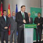 Eurocaja Rural financia las nuevas instalaciones de la 'Cooperativa-Almazara Santa Justina' de Carmena