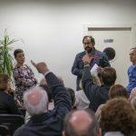 Ciudad Real: Los vecinos de Los Rosales piden intensificar la limpieza, más iluminación y que se revisen las obras de asfaltado realizadas en el barrio