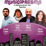 Ciudad Real: Ramón Espinar y José García Molina hablarán de municipalismo este sábado en La Madriguera