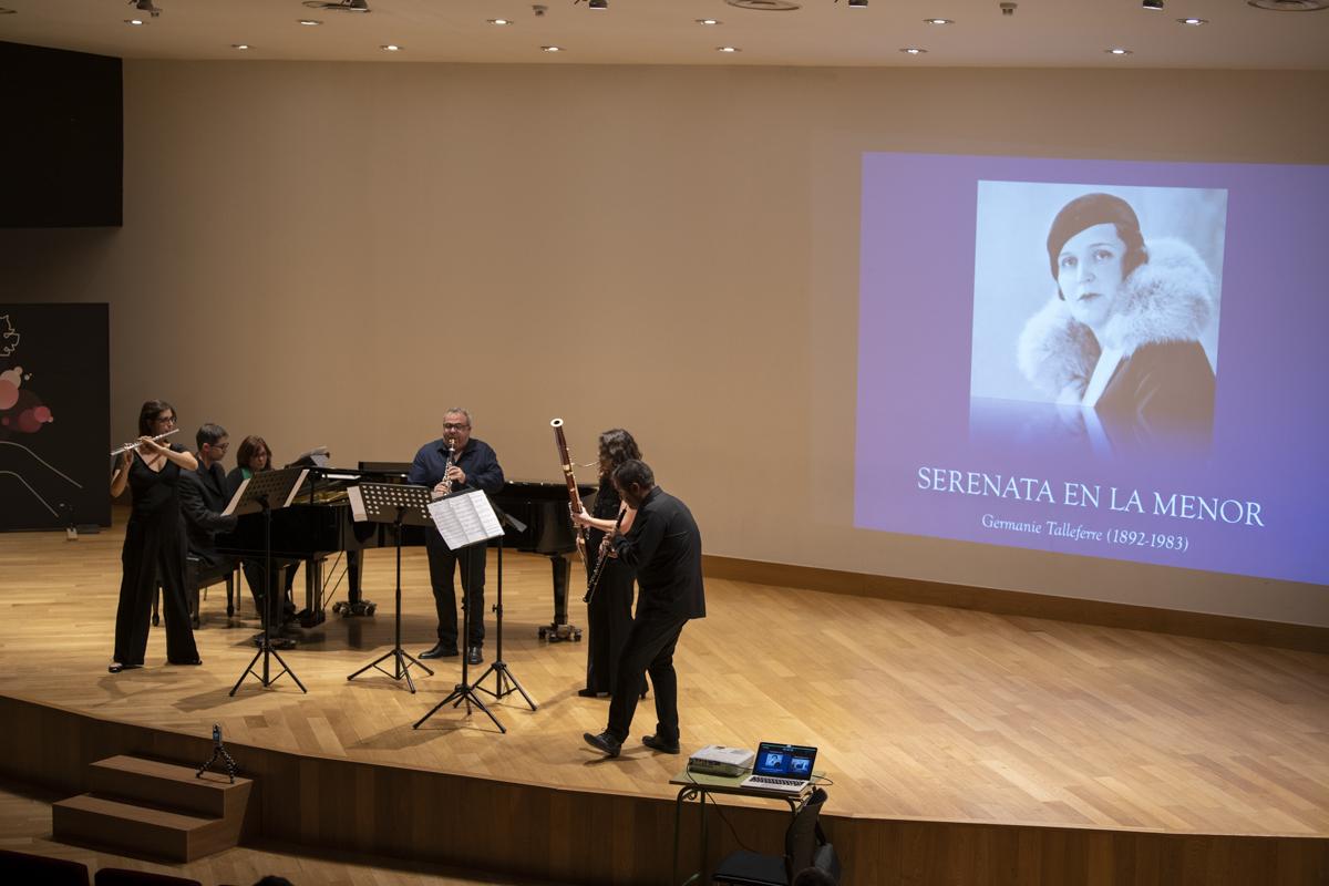 Concierto Santa Cecilia Conservatorio Marcos Redondo - 7