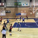 Suerte dispar para los equipos del Club Baloncesto Ciudad Real