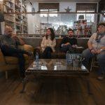 Vídeo: Charla sobre municipalismo con Ramón Espinar, José García Molina, Nieves Peinado y Prado Galán