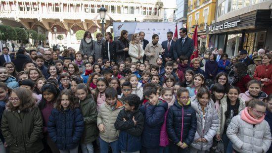 Exposición EFE Constitución inagurada por Ana Pastor 7