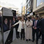 Ciudad Real: Pilar Zamora y Ana Pastor inauguran la exposición '40 años de España en Democracia'