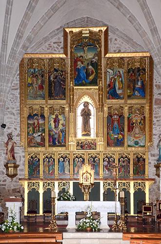 Foto 7 retablo de Torrenueva