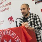 """La UJCE inicia una campaña contra la zona azul y considera """"irrisoria"""" la reordenación que ha realizado el Ayuntamiento de Ciudad Real"""