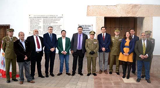 GRANÁTULA_Inauguración Casa Espartero Autoridades