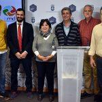 Más de 800 jugadores disputan desde el domingo los Torneos Locales del Patronato Municipal de Deportes