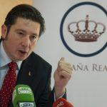 """España Real se presenta como un partido """"moderno, realista y racional"""" que nace «en defensa» de la monarquía parlamentaria y la Constitución"""