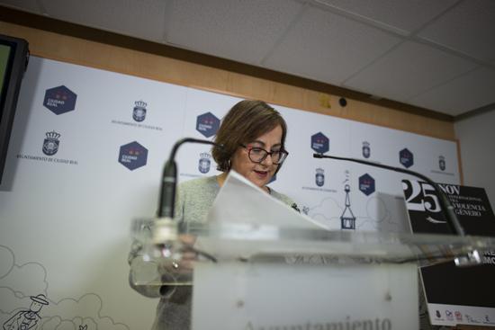 Presentación actos contra la violencia de género 20181119 1