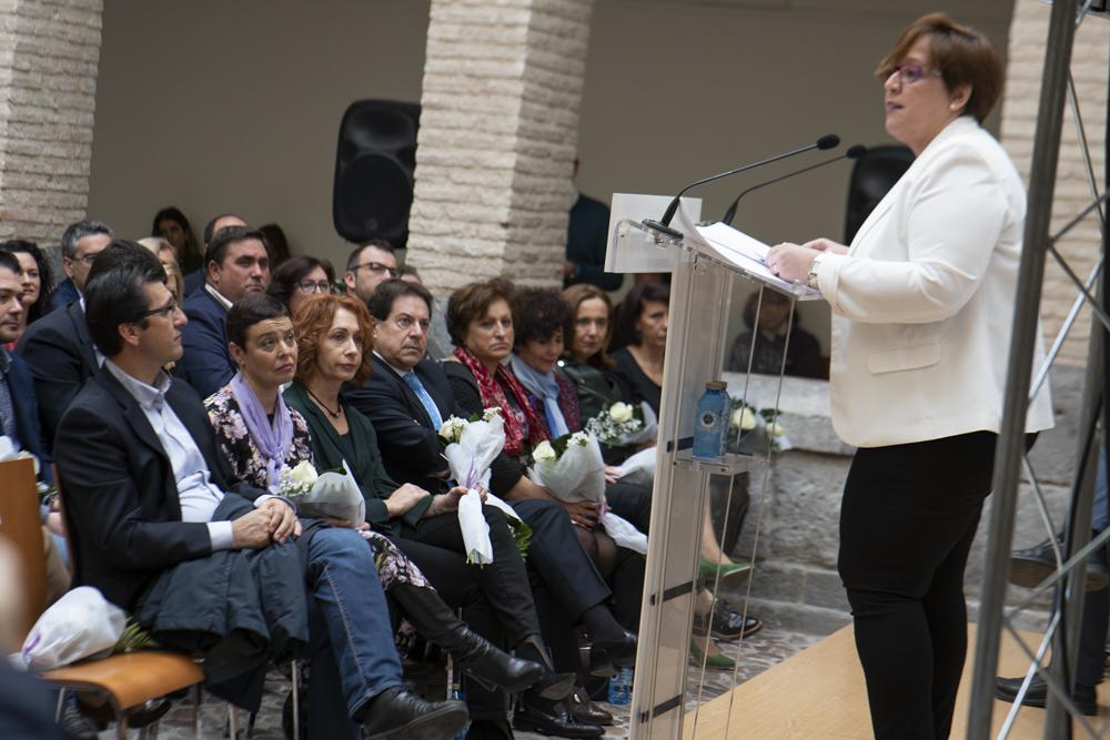 acto institucional Día contra la violencia de género 1