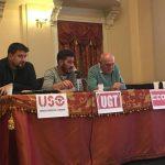 """Ciudad Real: CCOO, USO y UGT amenazan con acciones """"más contundentes"""" y llaman al equipo de Gobierno a la mesa de negociación"""