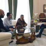 La Diputación colabora con el Ayuntamiento de Tomelloso en el I Centenario del Nacimiento de García Pavón