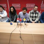 """CCOO y Ganemos denuncian que la dirección de la Asociación Fuensanta pretende """"coaccionarles"""" con una querella criminal"""