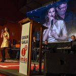 Rotundo éxito de la XV Gala de Imás Televisión en Malagón