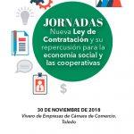 UCTACAM organiza en Toledo una jornada sobre la Ley de Contratación Pública