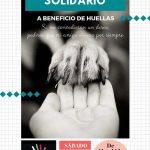 Puertollano: Huellas organiza este sábado un nuevo mercadillo solidario para recaudar fondos