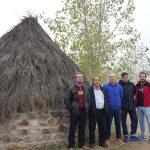 Celebrada laI Marcha Cicloturista de la Trashumancia entre Cabezarrubias del Puerto y Brazatortas