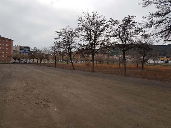 Terrenos donde se construirá el nuevo hospital