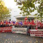 Ciudad Real: Los trabajadores del sector de la limpieza reclaman un convenio digno