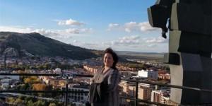 Ángeles Molero Medina, coordinara de VOX en Puertollano