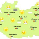 Un anticiclón traerá sol (y algunas nieblas) y altas temperaturas a Ciudad Real